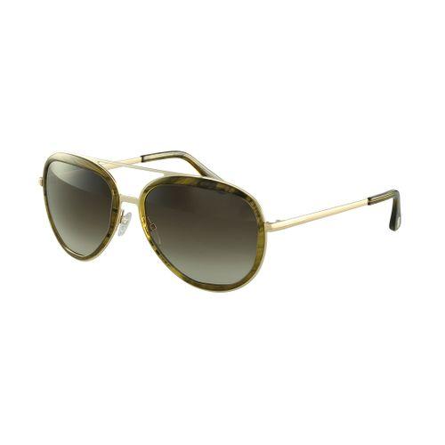 Óculos de Sol Tom Ford Dourado – Oticas Diniz d1c061a201
