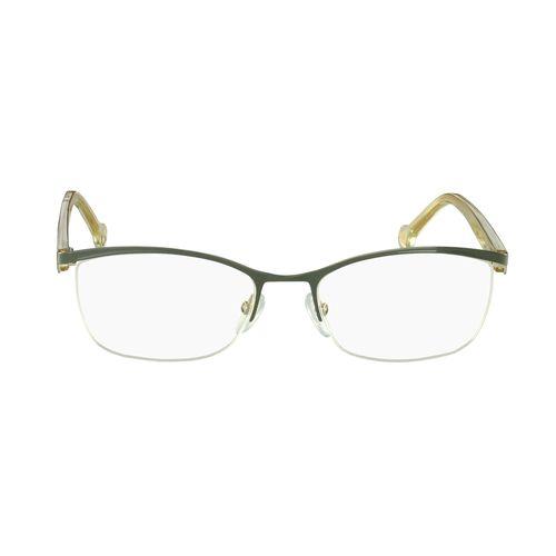 bb6465f42fae1 Óculos de Grau Feminino Dourado Retangular – Oticas Diniz