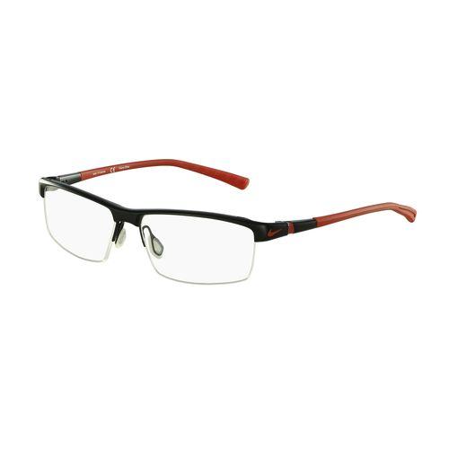 62fb38ef43aa3 ... f6be32acbc913 Óculos de Grau Masculino Esportivo Preto Metal – Oticas  Diniz ...