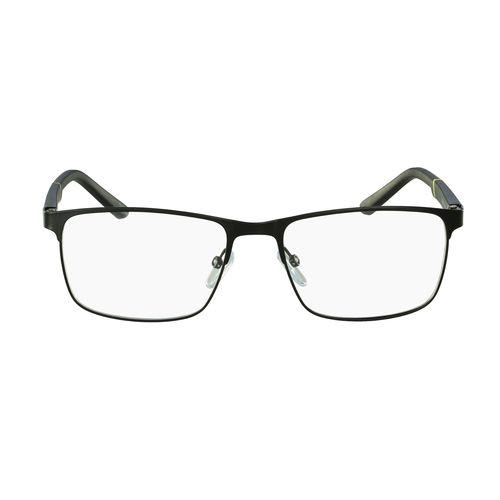 f6be32acbc913 Óculos de Grau Masculino Esportivo Preto Metal – Oticas Diniz