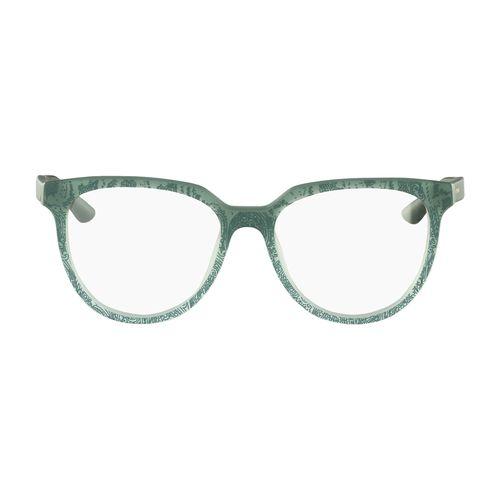 Óculos de Grau Oval Verde – Oticas Diniz 8672270de3