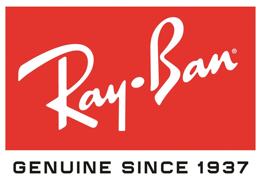 d62f59cacee9e Logo Rayban Topo