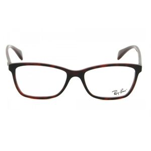 8507189429-oculos-rban-7108l-5695-53-rayban-cor-marrom-frontal