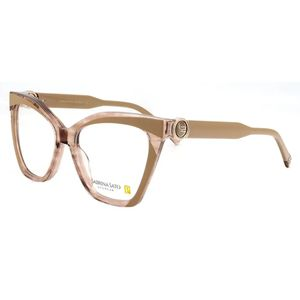 Oculos-de-Grau-Feminino-Sabrina-Sato---SS666-Bege